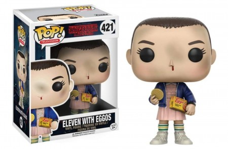 Eleven With Eggos - Stranger Things - Funko Pop! - Stranger Things - #421