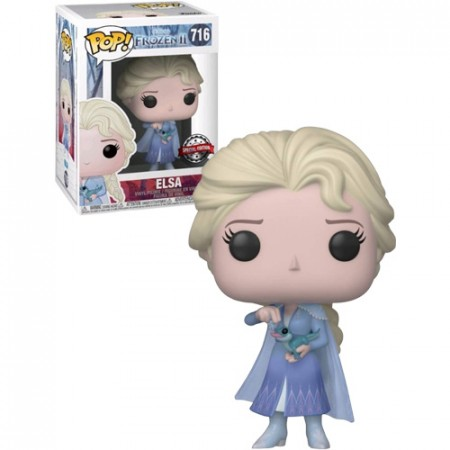 Funko Pop Elsa-Frozen II-716