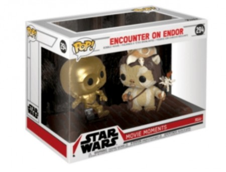 Funko Pop Encouter Of Endor-Star Wars-294