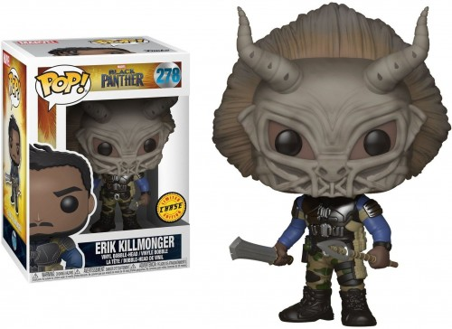 Funko Erik Killmonger-Black Panther-278
