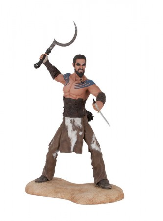 Action Figures Khal Drogo Hbo Serie Tv-Game Of Thrones-
