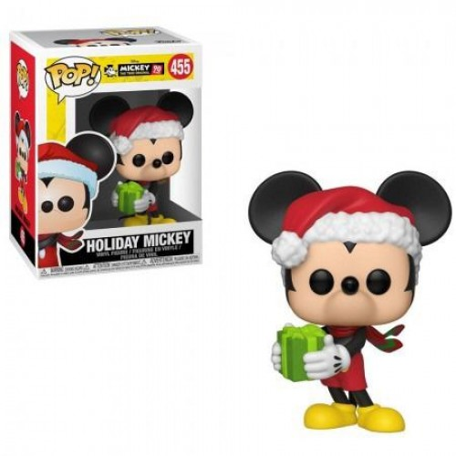 Funko Pop Disney Holiday Mickey-Disney-455