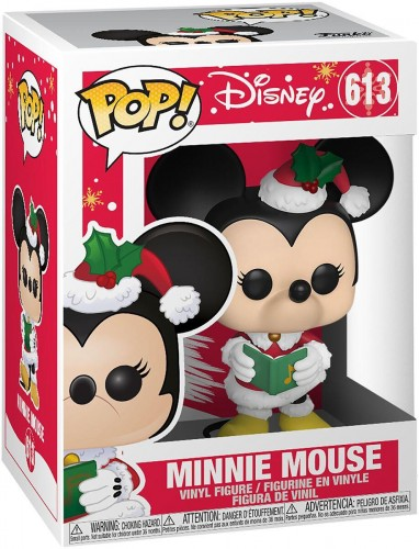 Funko Pop Disney Minnie Mouse-Disney-613
