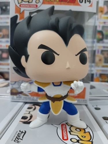 Funko Pop Dragon Ball Z Vegeta-dragon ball Z-614