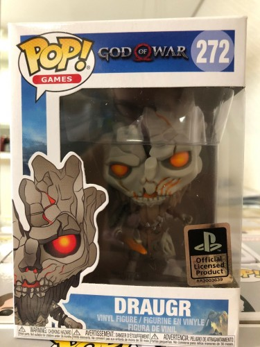 Funko Pop God Of War Draugr-God of War-272