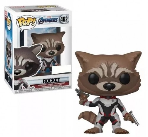 Funko Pop Marver Avengers Rocket 462-marvel-462