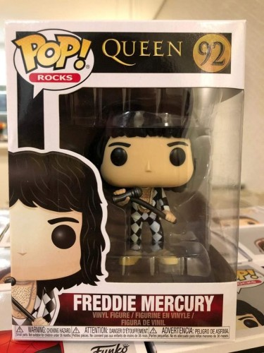 Funko Pop Queen Freddie Mercury - queen - #92