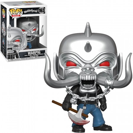 Funko Pop Rocks Motorhead Warpig-Rocks-163