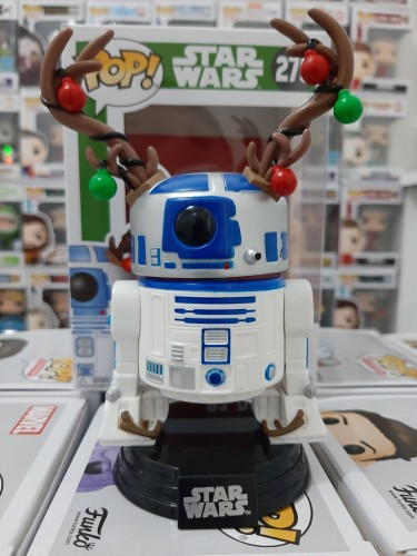 Funko Pop Star Wars R2 - D2-Star Wars-275