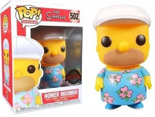 Funko Pop Homer Muumuu-The Simpsons-502