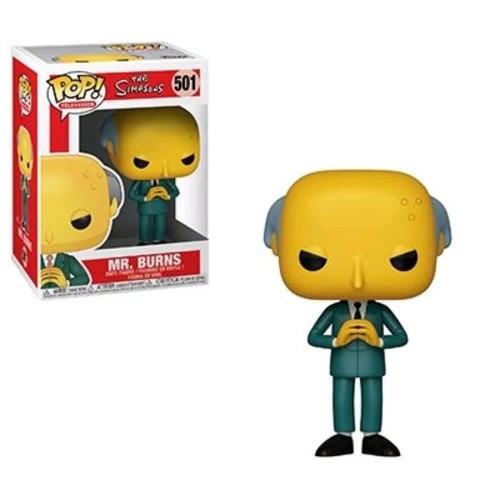 Funko Pop Television The Simpsons Mr Burns-Os Simpsons-501