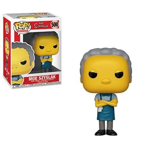Funko Pop Television The Simpsons Moe Szyslak-Os Simpsons-500