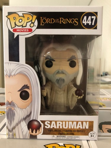 Funko Pop Lord Of The Rings Saruman-Senhor dos Anéis-447