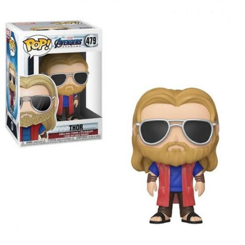 Funko Pop Thor-Vingadores - Ultimato-479