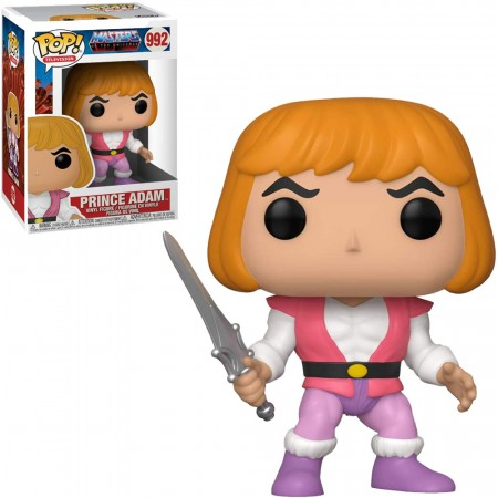 Funko Pop Tv Masters Of The Universe 2 Prince Adam-He-Man-992