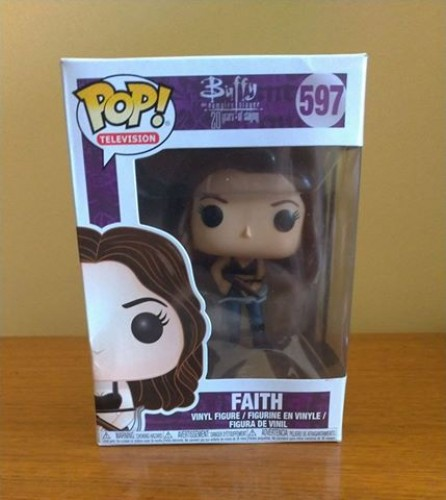 Funko Faith-Buffy - A Caça Vampiros-597
