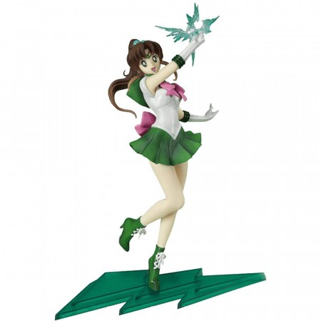 Action Figures Figuarts Zero - Sailor Moon - Sailor Jupiter - Bandai - Sailor Moon - #