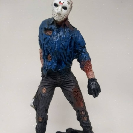 Action Figures Figura De Resina- Friday The 13th: Jason Voorhees-Friday the 13-
