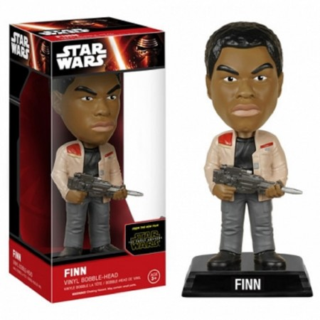 Action Figures Finn Star Wars Tfa Funko Bobble Head-Stars Wars-