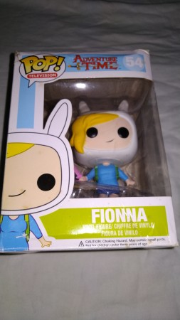 Funko Pop Fionna-Adventure Time-54