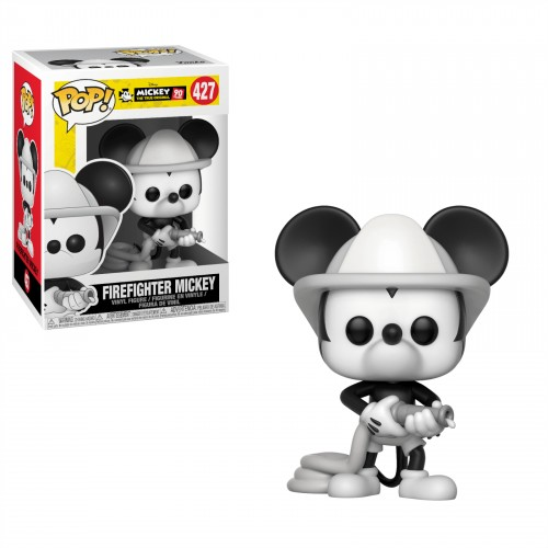 Funko Firefighter Mickey - Disney - #427