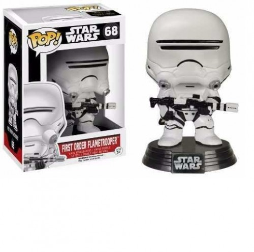 Funko Pop First Order Flametrooper-Stars Wars-68
