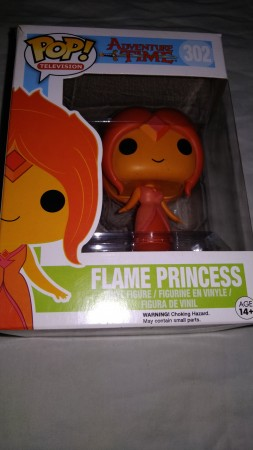 Funko Pop Flame Princess-Adventure Time-302