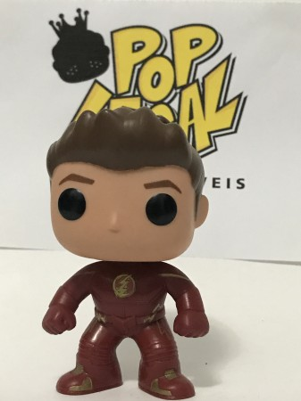 Funko Pop The Flash Unmasked - Excl.sdcc-DC-214