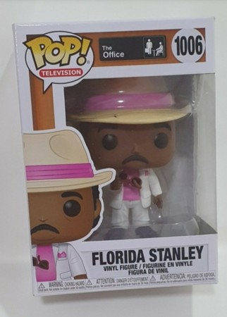 Funko Pop Florida Stanley (the Office)-The Office-1006