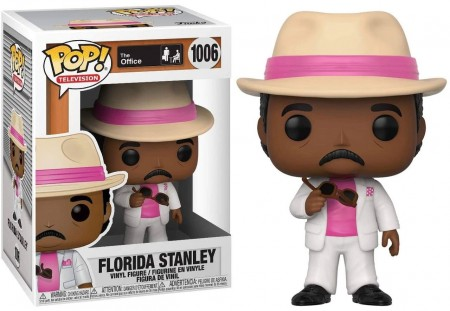 Funko Pop Florida Stanley-The Office-1006