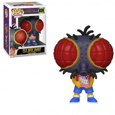 Funko Pop Fly Boy Bart-The Simpsons-820