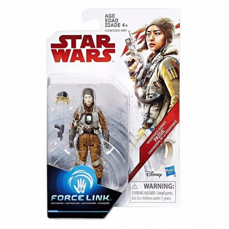 Action Figures Force Link - Star Wars - Last Jedi - Paige-Stars Wars-