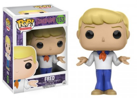 Funko Pop Fred-Scooby Doo-153