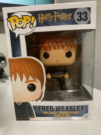 Funko Pop Fred Weasley + George Weasley-Harry Potter-33
