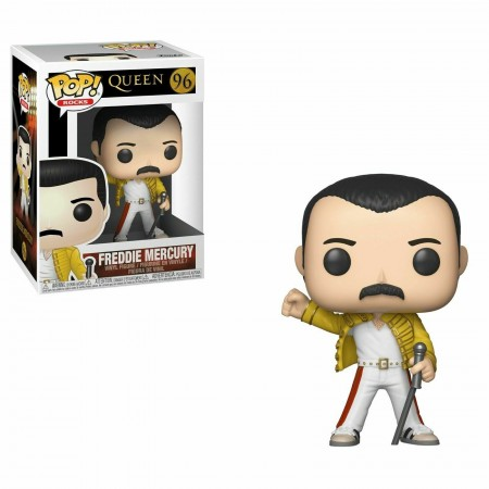 Freddie Mercury - Queen - Wembley 1986 - Funko Pop! Rocks-Freddie Mercury-96