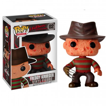 Funko Pop Freddy Krueger-A Nightmare On Elm Street-2