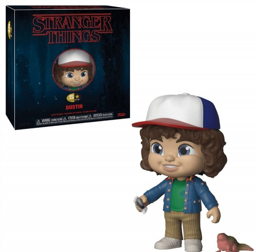 Funko 5 Stars Dustin-Stranger Things-1