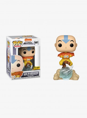 Funko Aang On Airscooter-AVATAR-541