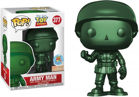 Funko Army Man (metallic - Boxlunch Exclusive)-Toy Story-377
