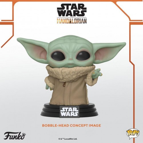 Funko The Mandalorian Child