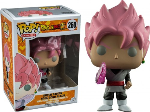 Funko Dbz: Saiyan Rose (excl. Hot Topic) - Dragon Ball - #260