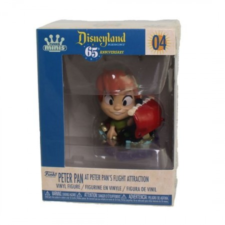 Funko Disney Mini Figure Peter Pan-Disney-4