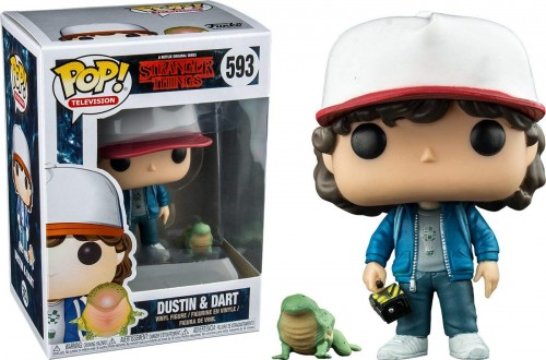 Funko Dustin With Dart-Stranger Things-593