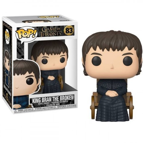 Funko Game Of Thrones: King Bran The Broken-Game of Thrones-83