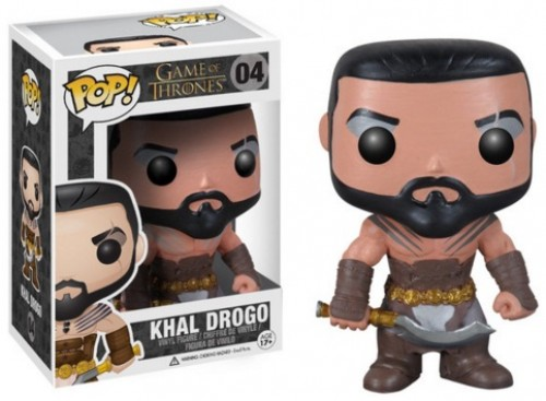 Funko Game Of Thrones Khal Drogo #04-Game of Thrones-4