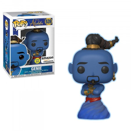 Funko Genie Alladin Gitd (amazon Exclusive)-Alladin-539