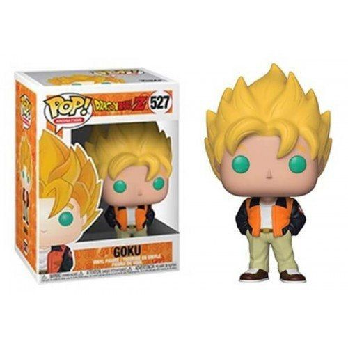 Funko Goku Casual-dragon ball Z-527