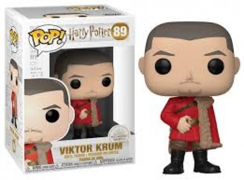 Funko Harry Potter: Victor Krum-Harry Potter-89