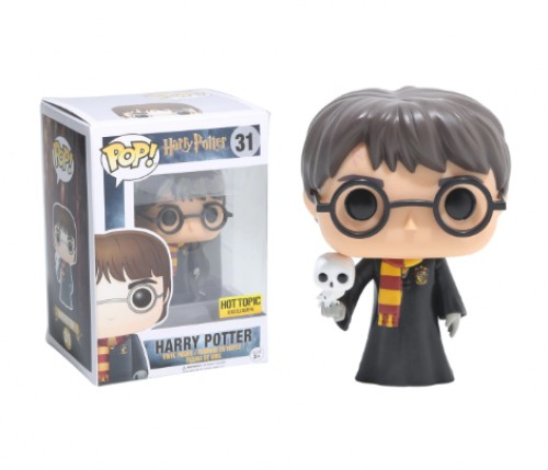 Funko Harry Potter Hottopic-Harry Potter-31