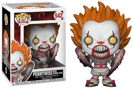 Funko It: Pennywise With Spider Legs-IT A Coisa-542